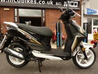 Sym Jet 4 50cc Brand NW for 2018 Reg