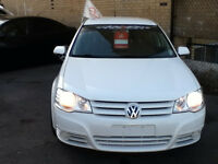 2008 Volkswagen Golf City 2.0 L Man127km certifie(carproof clean