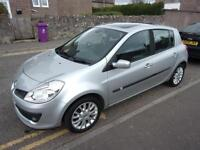 RENAULT CLIO 1.2 dynamique turbo 2008 Petrol Manual in Silver