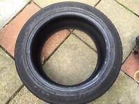 245 45 17 tyres x2