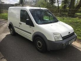 Ford TRAN CONNECT L 200 TD SWB COMES WITH 12 MONTHS MOT + NO VAT TO PAY