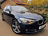 2011 BMW 118D SPORT HATCHBACK. NEW SHAPE !! PART EXCHANGE WELCOME !!