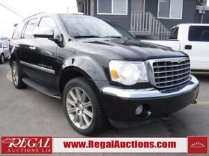 2007 CHRYSLER ASPEN LIMITED 4D UTILITY 4WD LIMITED