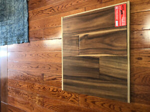 Liquidation - Exotic Walnut Natural - Click Flooring