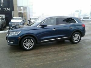 2017 Lincoln MKX Select