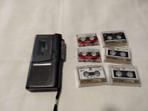 Wanted - Micro Cassette Player