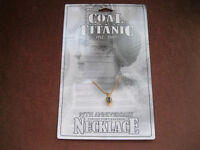 TITANIC COLLECTOR NECKLACE