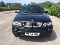 2005 BMW X5 SPORT AUTO 3.0 DIESEL