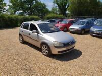 2002 Vauxhall Corsa 1.2i 16v Comfort 12 Months MOT Full Service History
