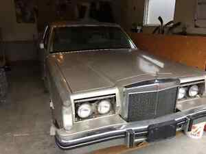 NEED GONE! 1981 Lincoln MK6