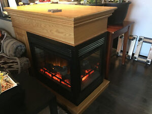 FIRE PLACE (Electric) FREE DELIVERY!!