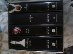 Twilight Series Boxset $45