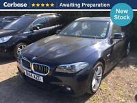 2014 BMW 5 SERIES 520d M Sport 5dr Touring Estate Step Auto