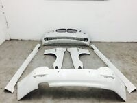 BMW 5 SERIES F10 FRONT END, SIDE SKIRTS AND REAR BUMPER