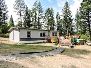 5155 Booth Creek Road in Cranbrook, BC