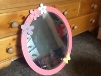 Beautiful wall mirror - Reduced to £8