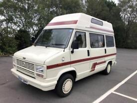 Autosleeper Hi-Top Campervan coachbuilt motorhome quality 4 Berth 12month MOT