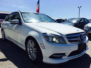 2011 Mercedes-Benz C-Class C300 4x4  /Leather/Sunroof