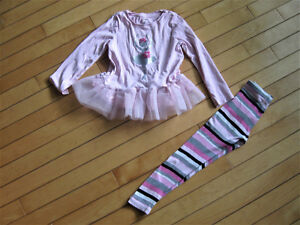 Gymboree size 5 outfit