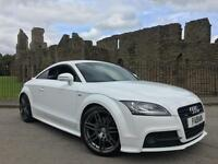 2012 Audi TT Coupe 2.0TDI 170BHP Quattro Black Edition **Full History**