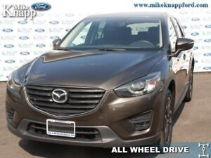 2016 Mazda CX-5 GT  - Leather Seats -  Sunroof