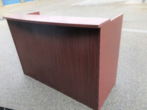 School used reception desk for sale