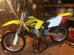 FOR SALE: 2007 RM 250 2-stroke MINT!