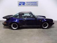 1972 PORSCHE 911 911 TARGA SPORT 2 DOOR COUPE