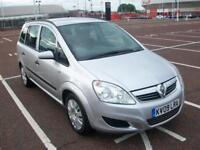 Vauxhall/Opel Zafira 1.6i 16v 2008MY Life