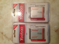 Brand new cell phone battery $20
