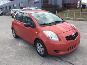 2007 Toyota Yaris excellent condition we do financing