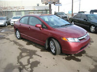 2007 Honda Civic LX Sedan