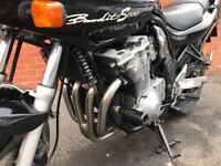 Bandit 600- 12Months MOT. Well loved bike in great condition and low mileage