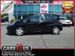 2013 Honda Fit LX FINANCE AND GET FREE WINTER TIRES!