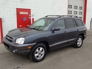 2006 Hyundai Santa Fe GLS ~ V6 4WD ~ 179,000km ~ Leather ~ $5999