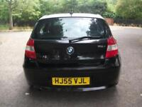 BMW 116 1.6 2006 MY i Sport FULL SERVICE HISTORY