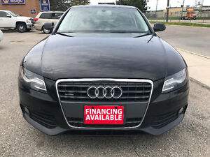 2010 Audi A4 Premium Package, One Owner Certified N E-tested