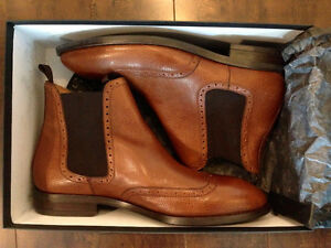 Cow Leather Massimo Dutti Shoe, Size 11, Never worn