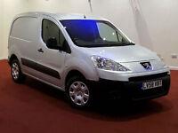 Peugeot Partner 1.6HDi 3 SEATER SE NO VAT