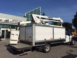 BoomTruck Rental Bucket Truck Rental