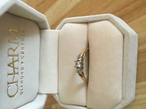 3 diamond ring for sale ,