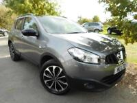 2013 Nissan Qashqai 1.6 [117] 360 5dr Full Nissan SH! Pan Roof! 5 door Hatch...