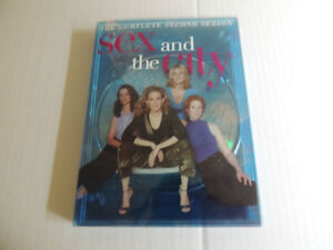 Sex and the City Movie &  Seasons 2 & 3 (DVDs)