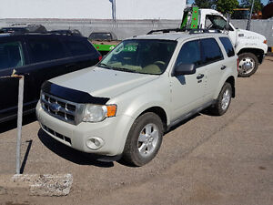 Ford Escape XLT V6 4x4 2009