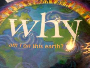 4 Books - Why Am I on this Earth?, The Game , Family Secrets ++ Kitchener / Waterloo Kitchener Area image 3