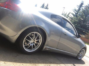 2004 Infiniti G35 M6 Coupe, Vortech Supercharged (2 door)