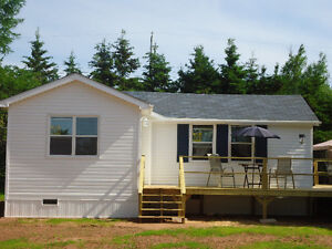 OCEANFRONT COTTAGE AT OXLEY BEACH (TIDNISH), NOVA SCOTIA