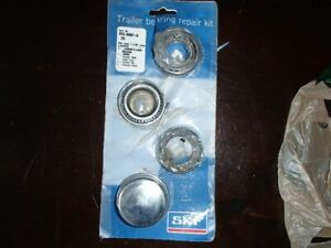 New Trailer Wheel Bearing Kit