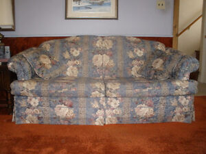 Two Sofa Beds