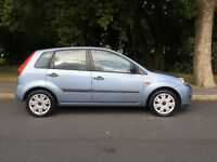 Ford Fiesta 2006 Reliable Lady Owners 1600 cc